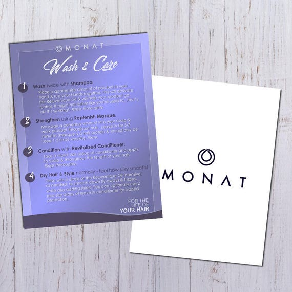 monat select sampling instructions