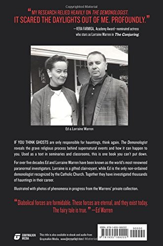 Ed and lorraine warren books pdf
