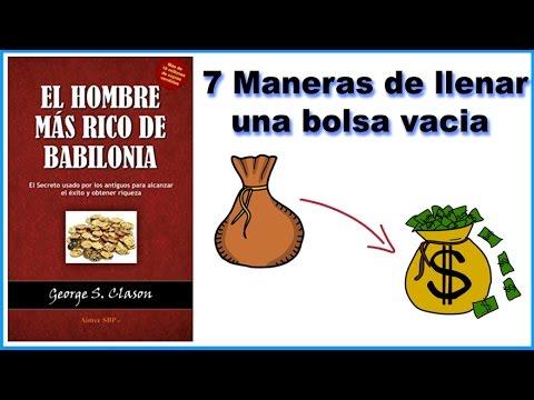 El hombre mas rico de babilonia pdf gratis