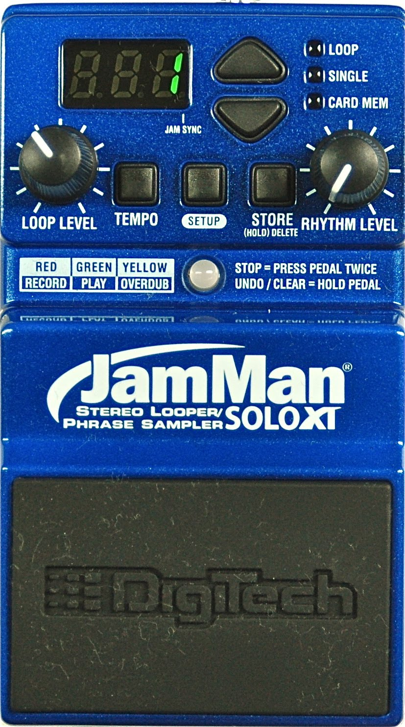 jamman solo xt manual pdf