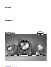 Klipsch rw 12 subwoofer manual