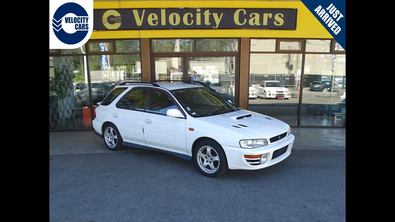 Subaru impreza manual for sale