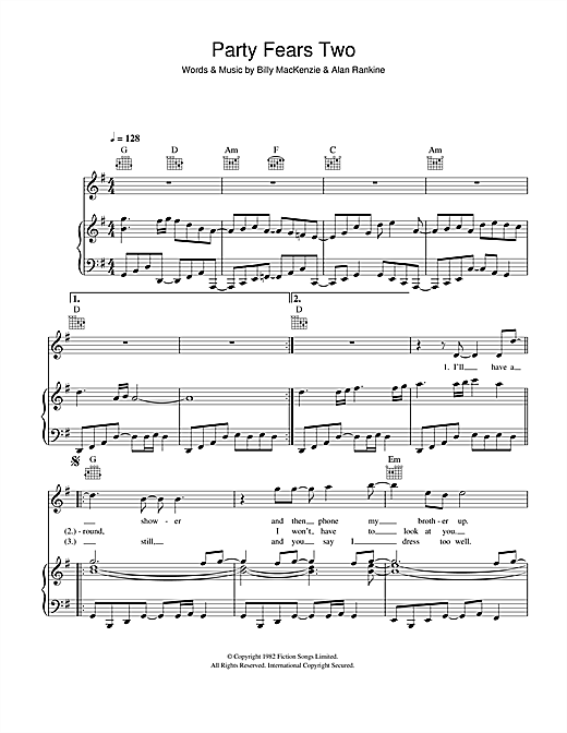 Party in the usa chords pdf