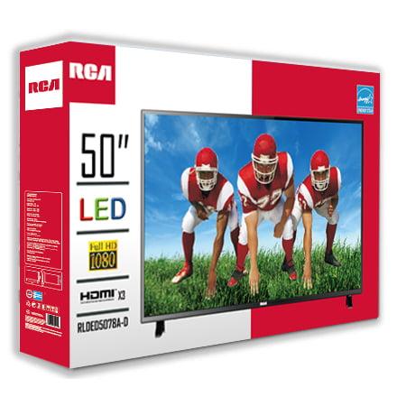 Rca 50 inch led tv manual