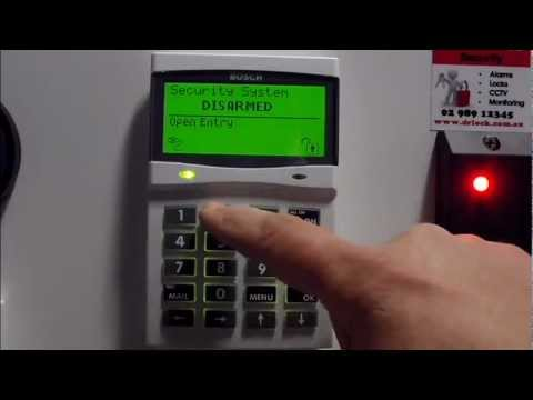 bosch alarm system installation manual
