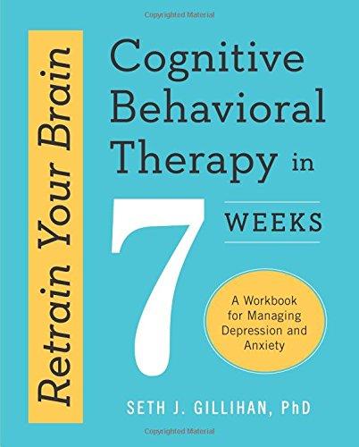 Cognitive behavioral therapy workbook for depression pdf