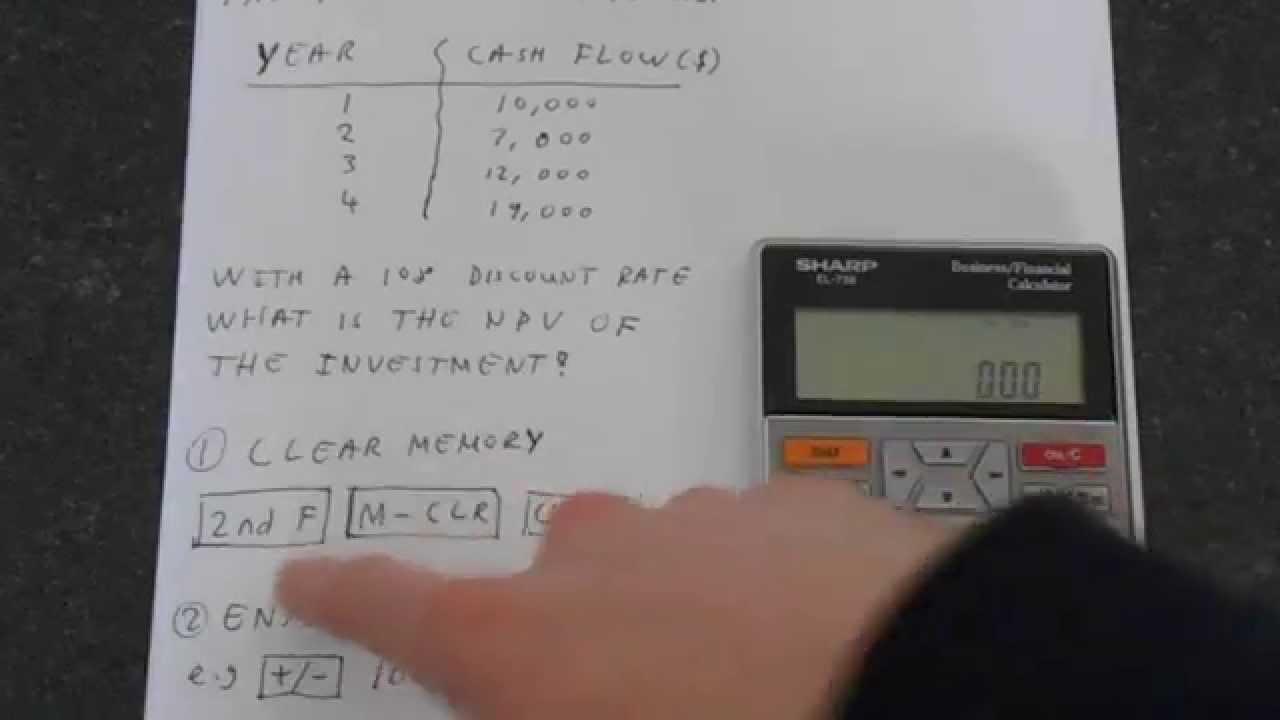 sharp financial calculator el 738 manual