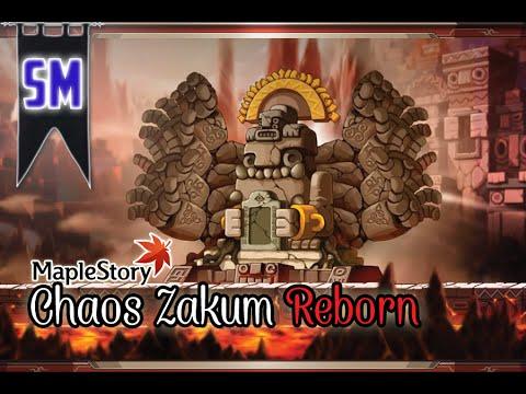 Maplestory how to get to zakum