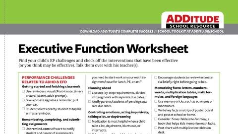 Domestic and community skills assessment pdf