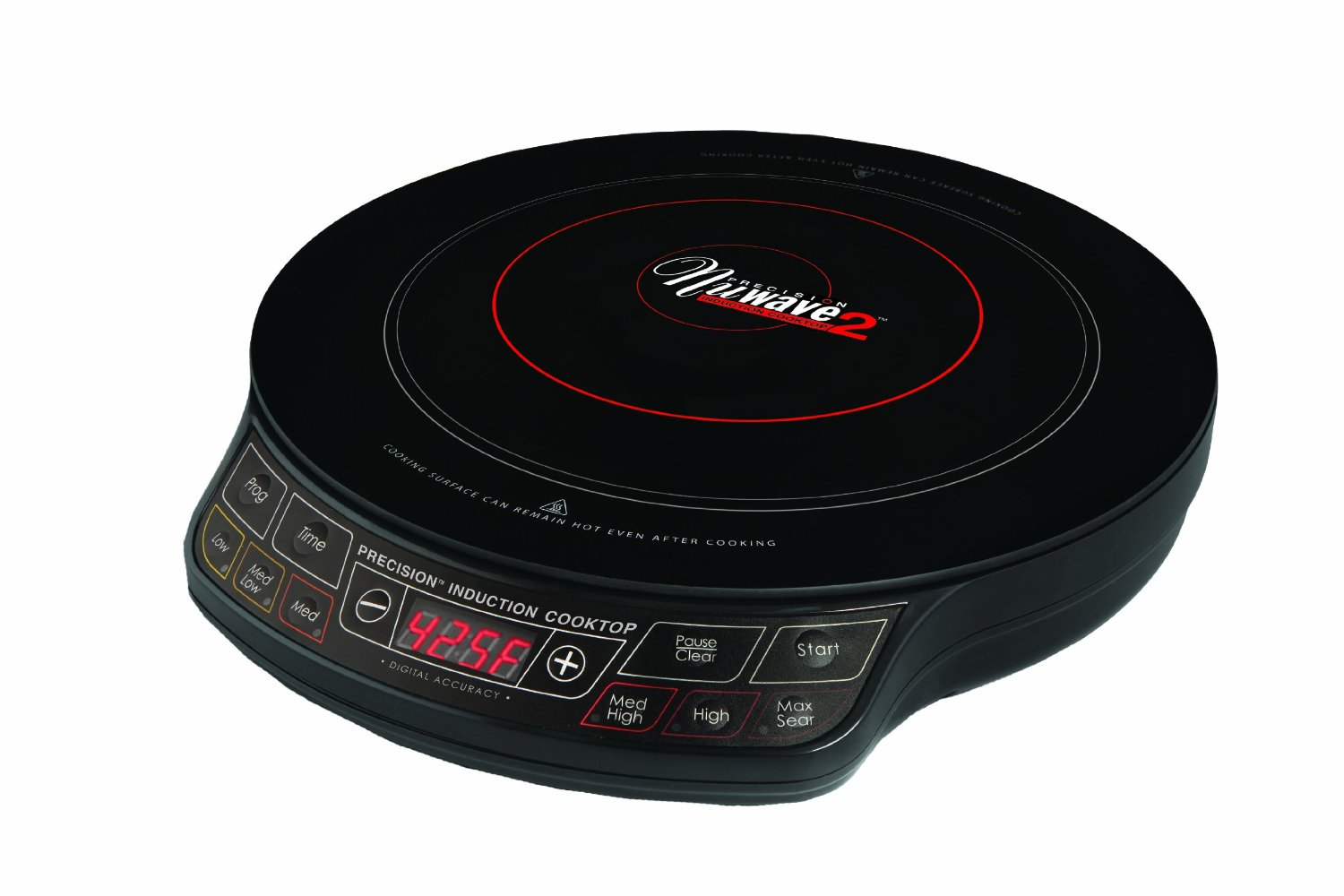 glem induction cooktop instructions