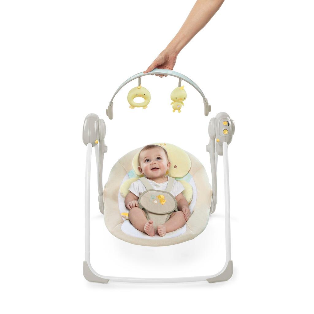 ingenuity soothe n delight portable swing manual