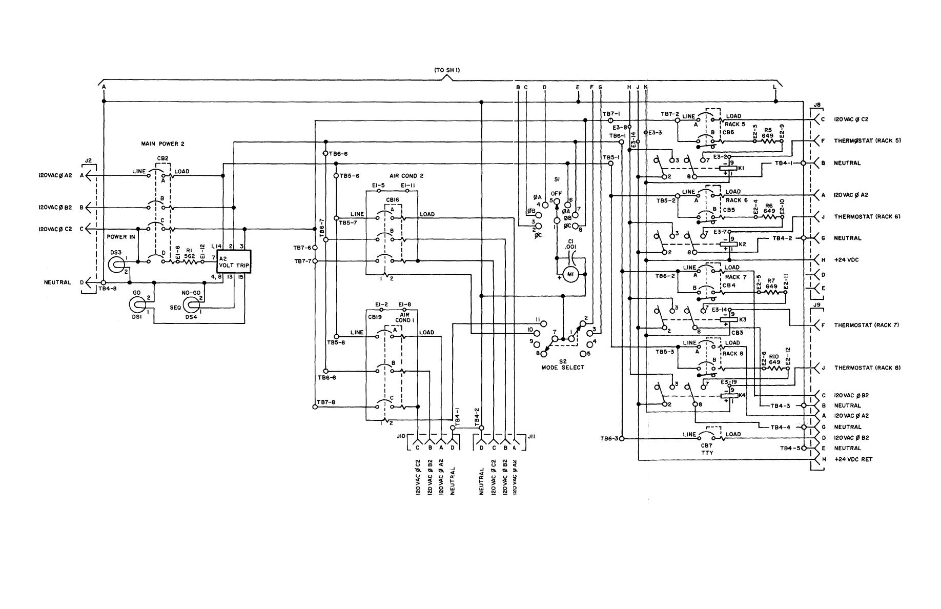 Distribution board wiring diagram pdf