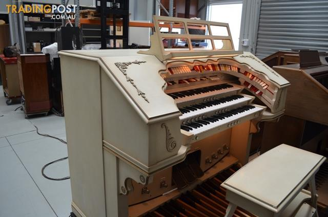 workshop manual for allen protege theater organ
