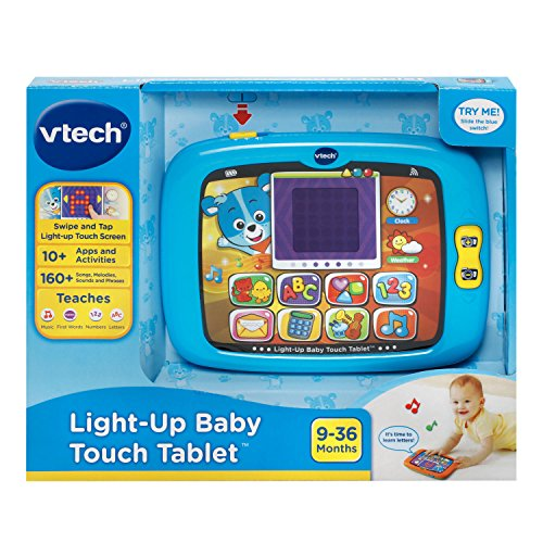 Vtech light up baby touch tablet manual