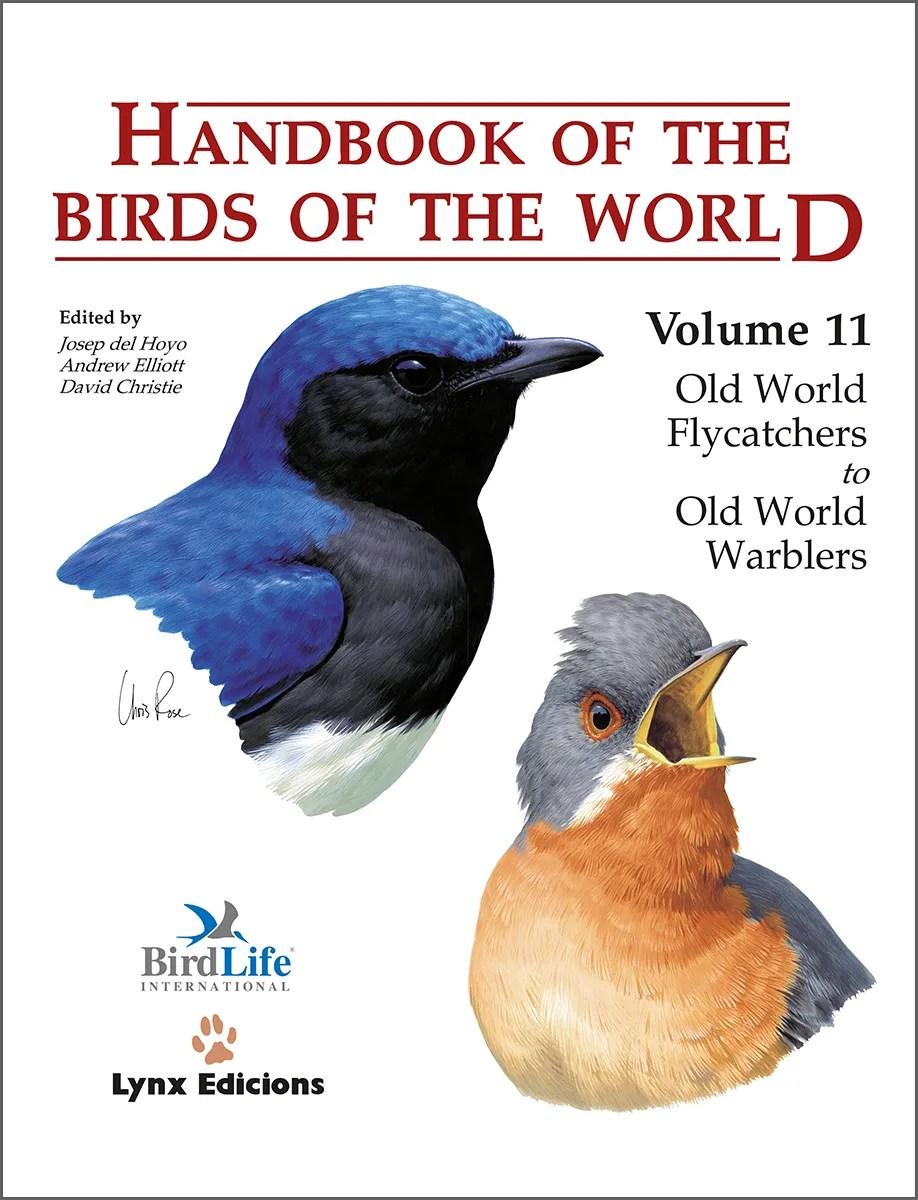 Handbook of the birds of the world alive