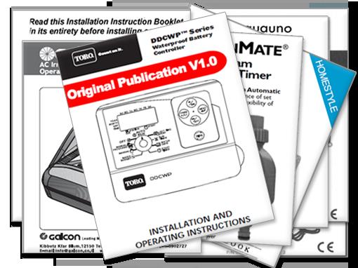 rainbow rb1 plus reticulation controller manual