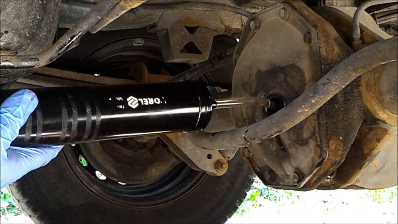 Mercedes sprinter manual gearbox oil change