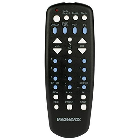 philips magnavox remote control manual