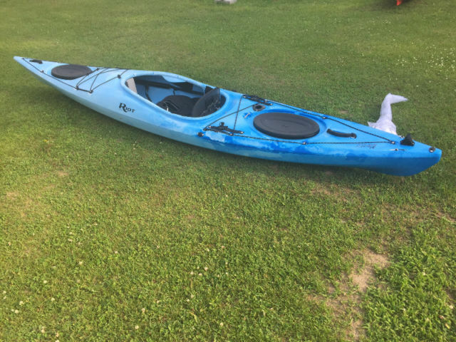 riot edge 13 kayak manual