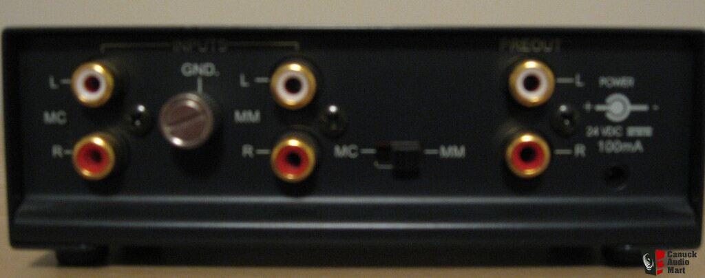nad phono preamp pp2 manual