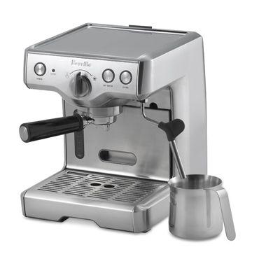 Breville espresso machine repair manual