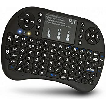 rii mini wireless keyboard manual pdf