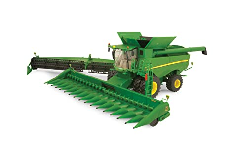 john deere combine harvester w50 manual