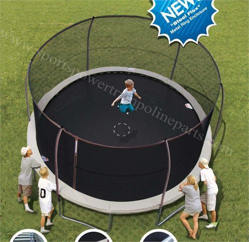 bouncepro by sportspower 14 trampoline instructions