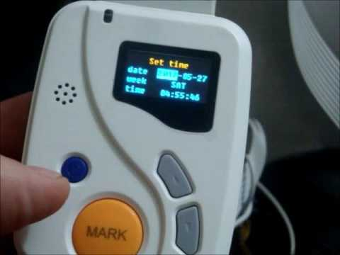 Ge mars holter monitoring system manual