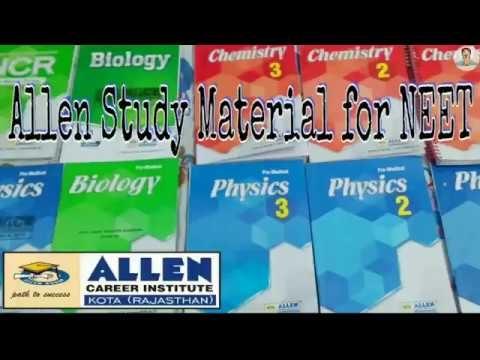 Allen kota study material pdf download