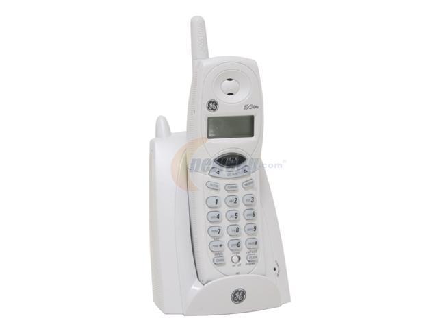 ge cordless phone 2.4 ghz manual