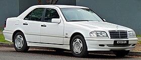 Mercedes benz repair manual c class w202 w203 all model