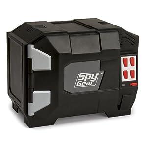 spy gear digital alarm safe instructions