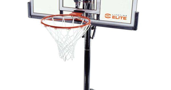 lifetime elite basketball hoop manual