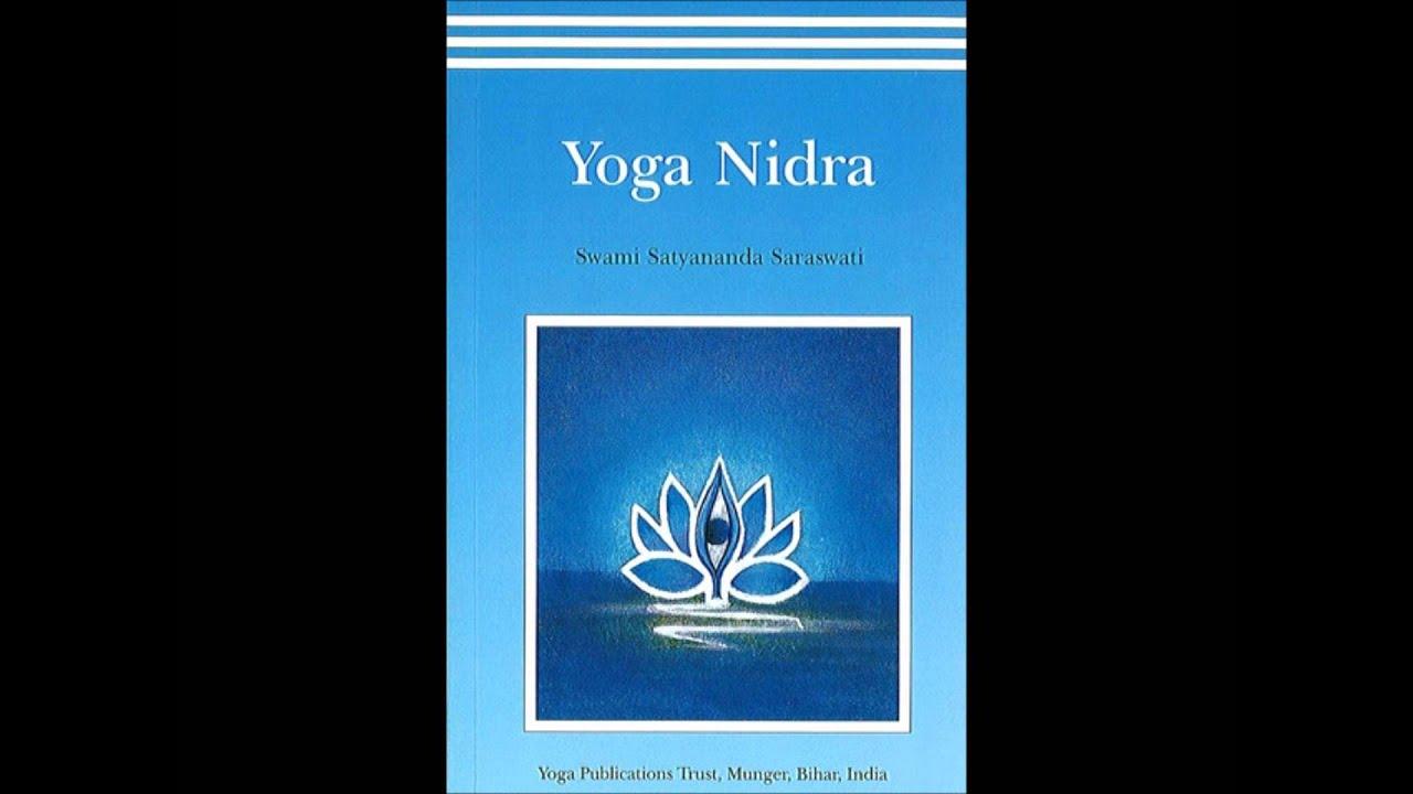 Yoga nidra bihar school of yoga pdf