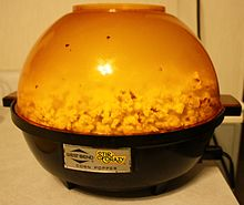 west bend theater style popcorn popper instructions