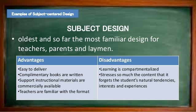 advantages and disadvantages of instructional design