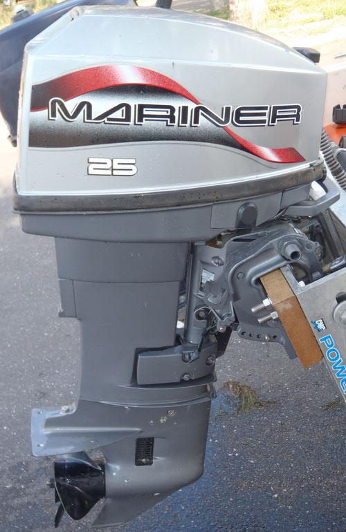 mercury 25 hp two stroke manual