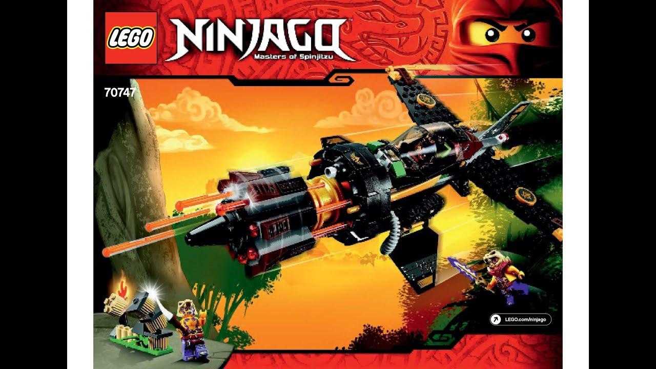 lego ninjago instructions 2015