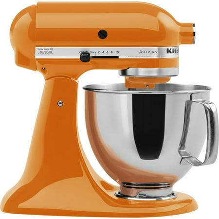 kitchenaid ultra power mixer instructions
