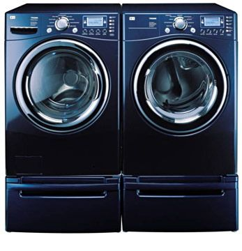 lg tromm washer maintenance manual