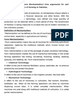 Advantages of agricultural mechanization pdf