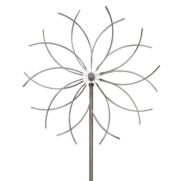 stainless steel wind spinner instructions
