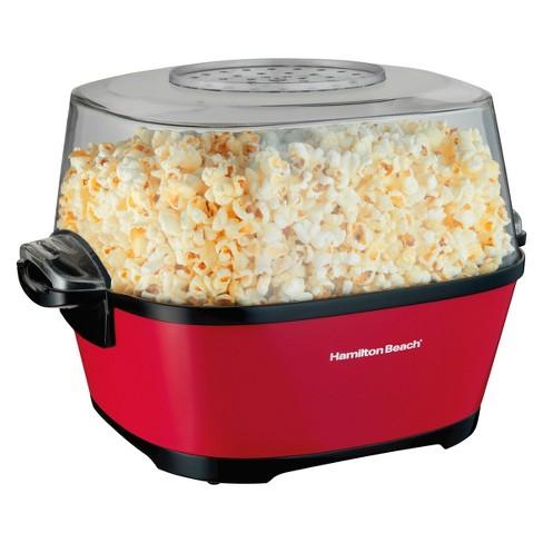 duck popcorn maker instructions