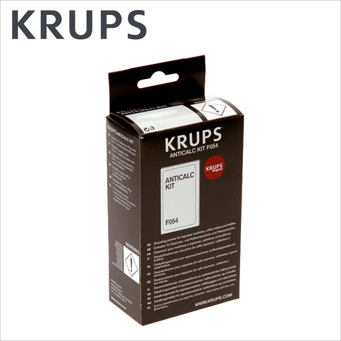 krups coffee maker cleaning instructions