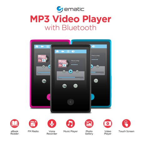 ematic 8gb mp3 video player manual