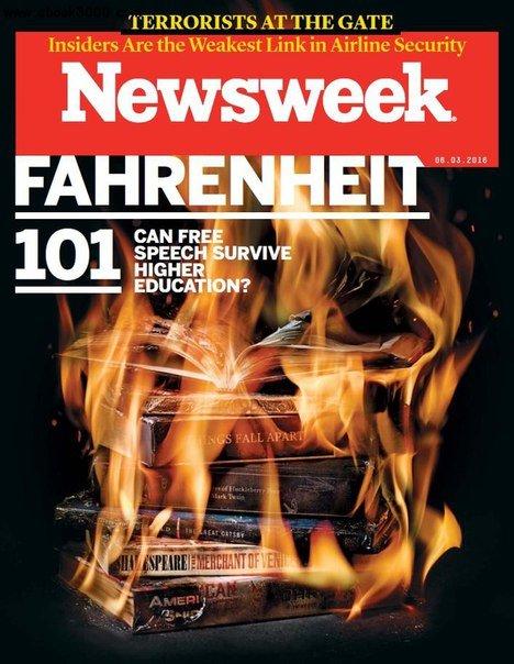 Journal on newsweek in pdf