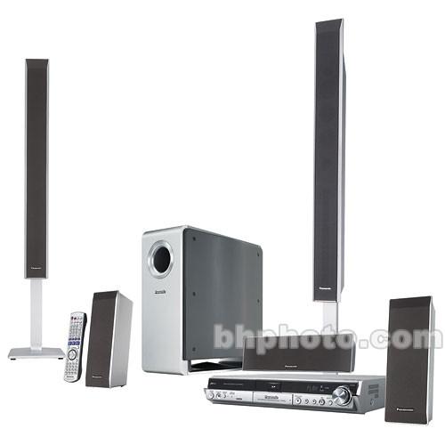 panasonic 5.1 surround sound system manual