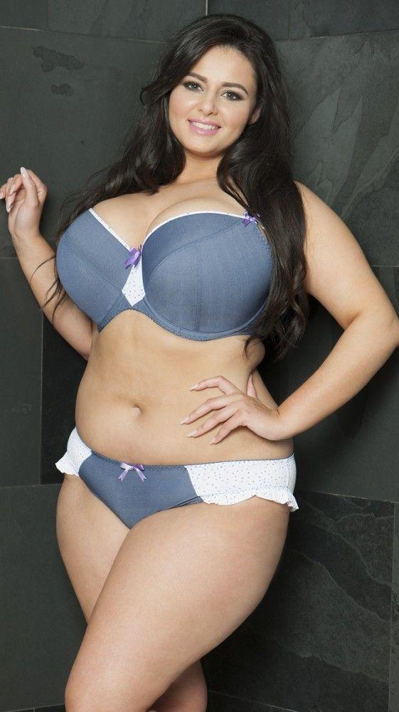 Bra guide for heavy breast