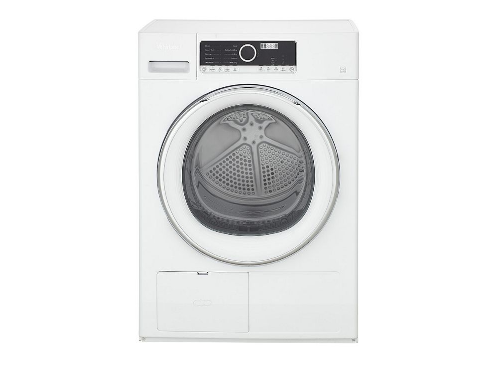 whirlpool compact dryer 123-00 manual